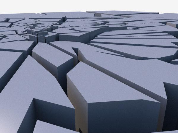 Cracks Texture Maps