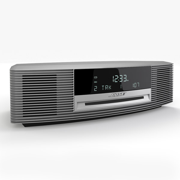 Bose Wave Music System III 3D Models