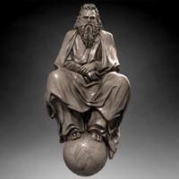 man statue 3D models