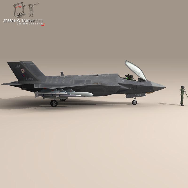F35A - Royal Air Force