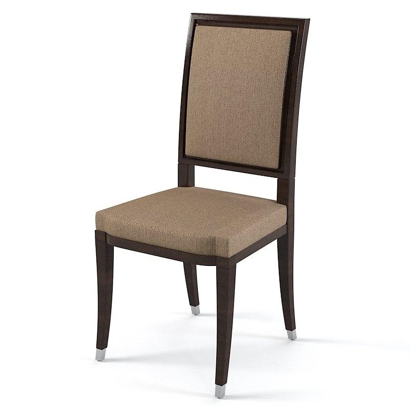 ROCHE BOBOIS DUBOIS PIERRE grand hotel dining chair
