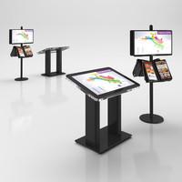 electronic kiosk 3D models