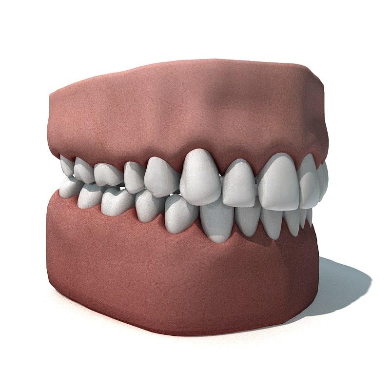 Teeths&Gums;