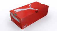 shoebox 3D models
