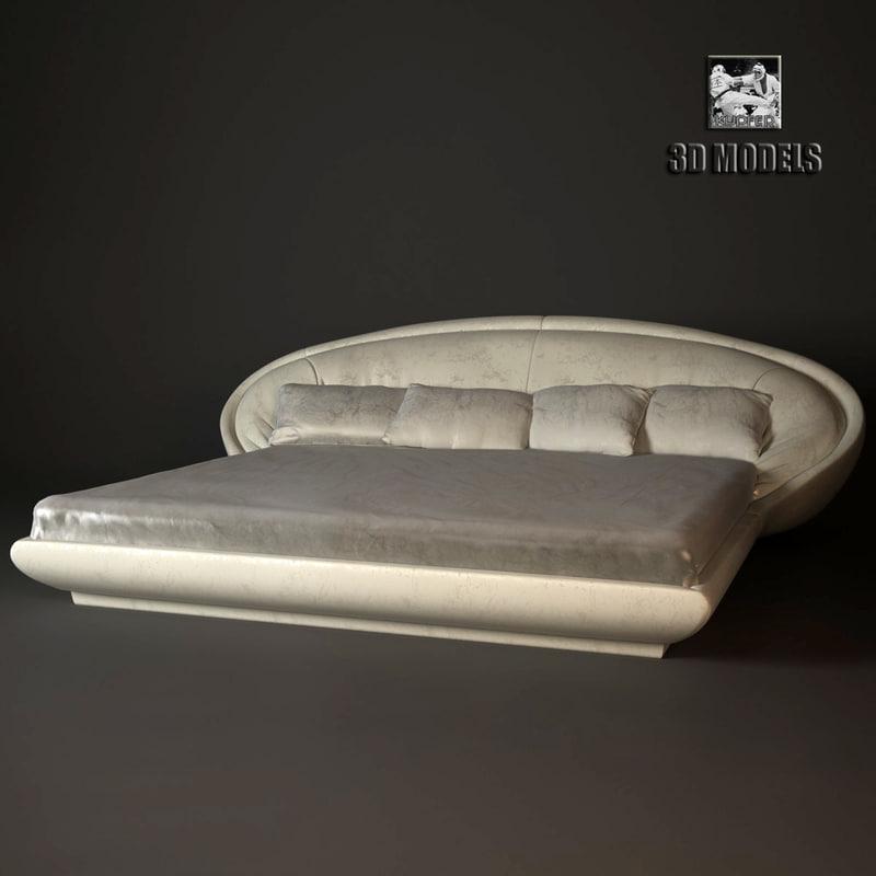 Visionnare Modern Bed