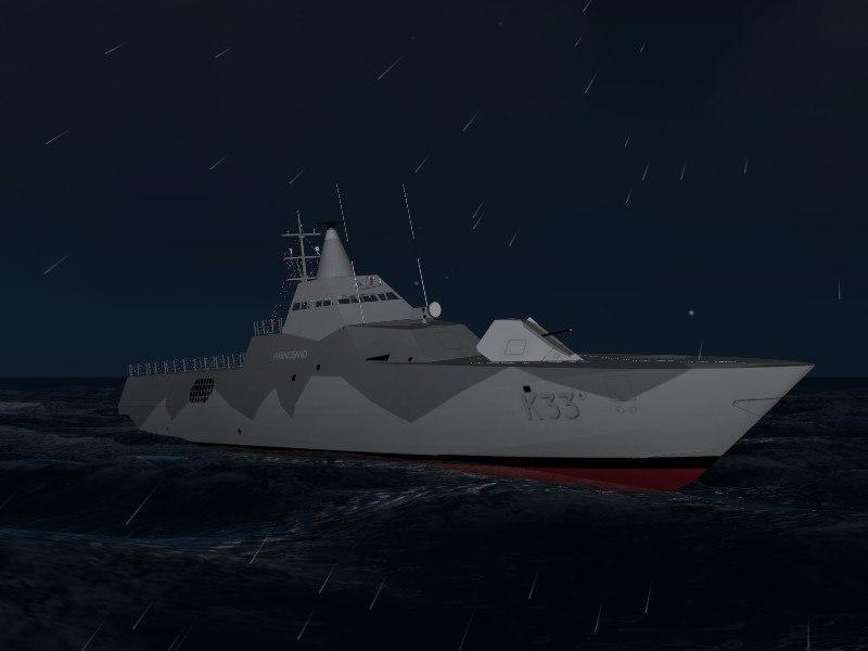 HSwMS Harnosand