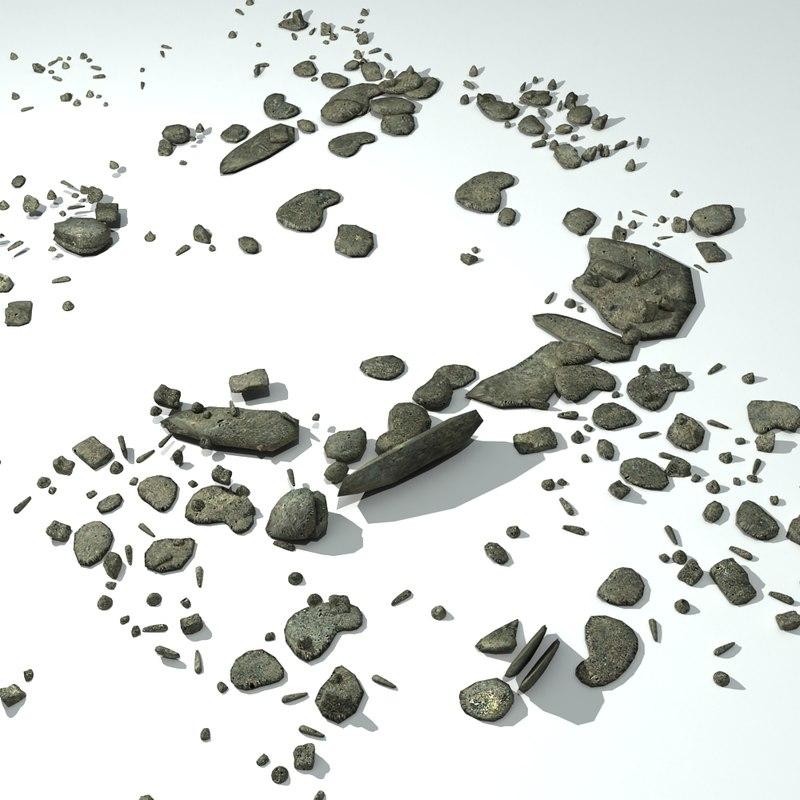Rubble Piles