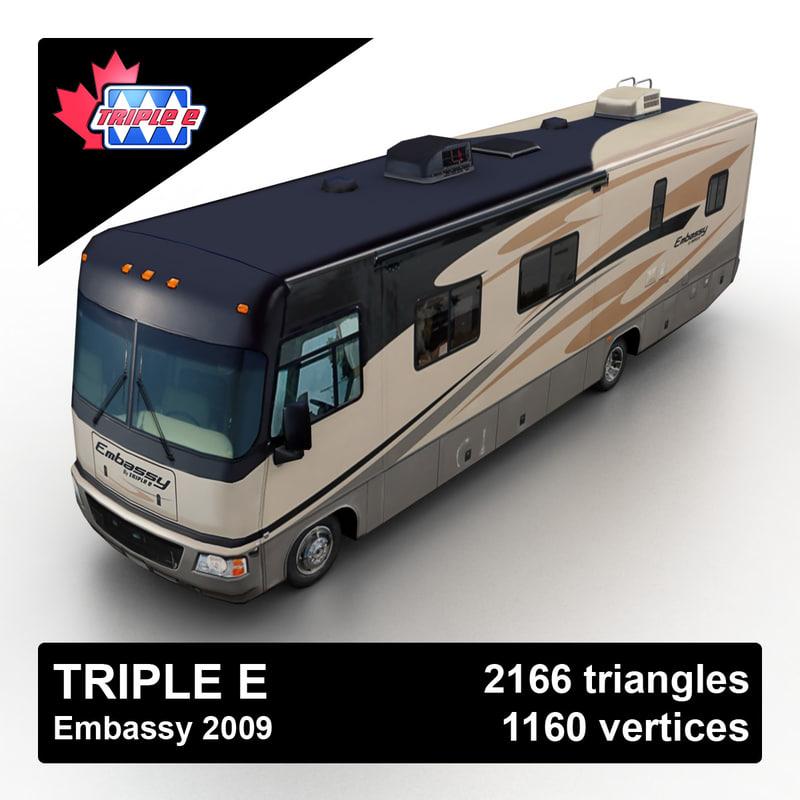 Triple E Embassy 2009