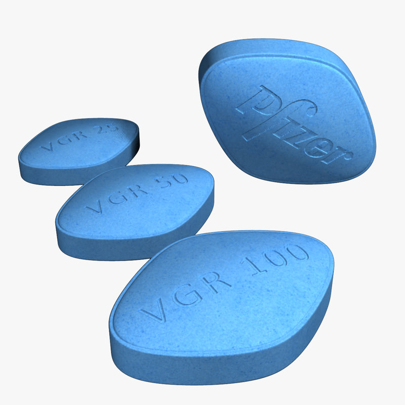 What milligrams does viagra come in