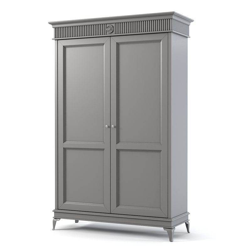 3d armoire bedroom model