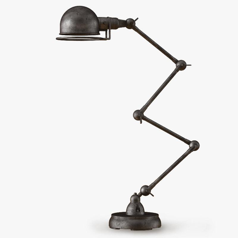 Atelier Scissor Task Table Lamp