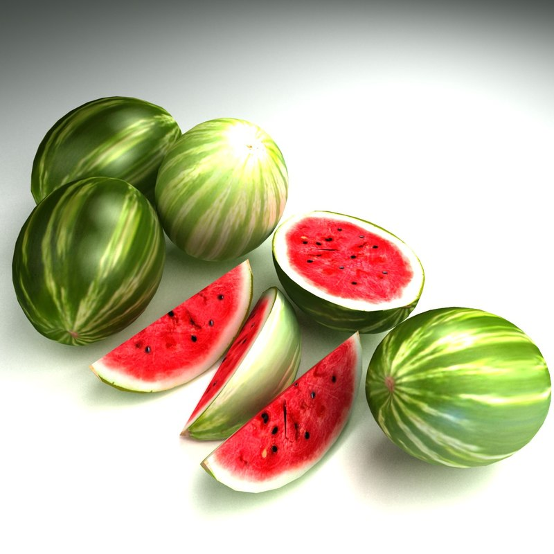 Watermelon Sandia