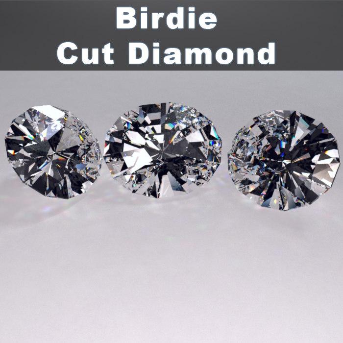 Birdie Cut Diamond