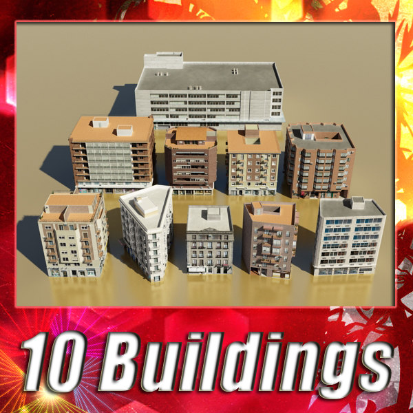 Building collection 1-10 preview 0.jpg
