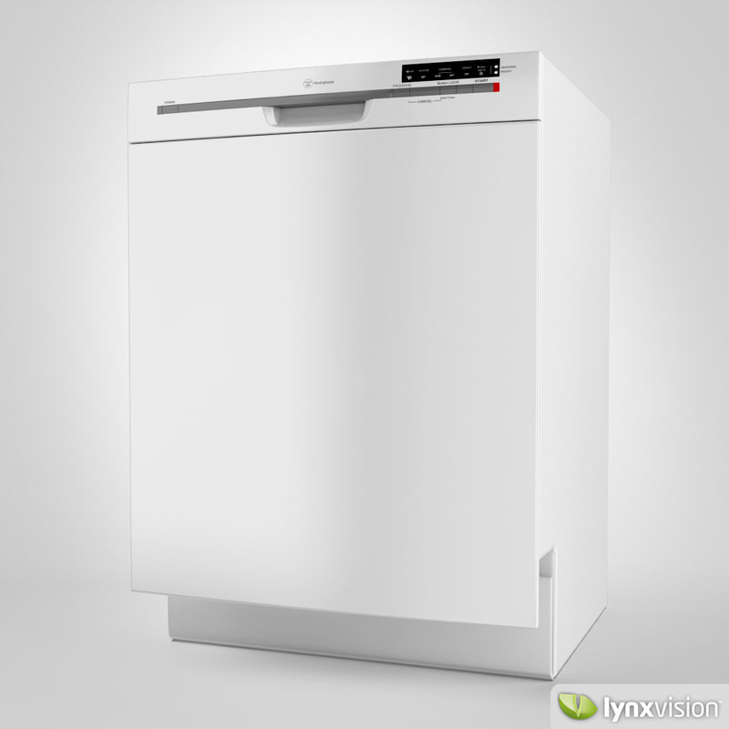 Westinghouse Built-In Dishwasher