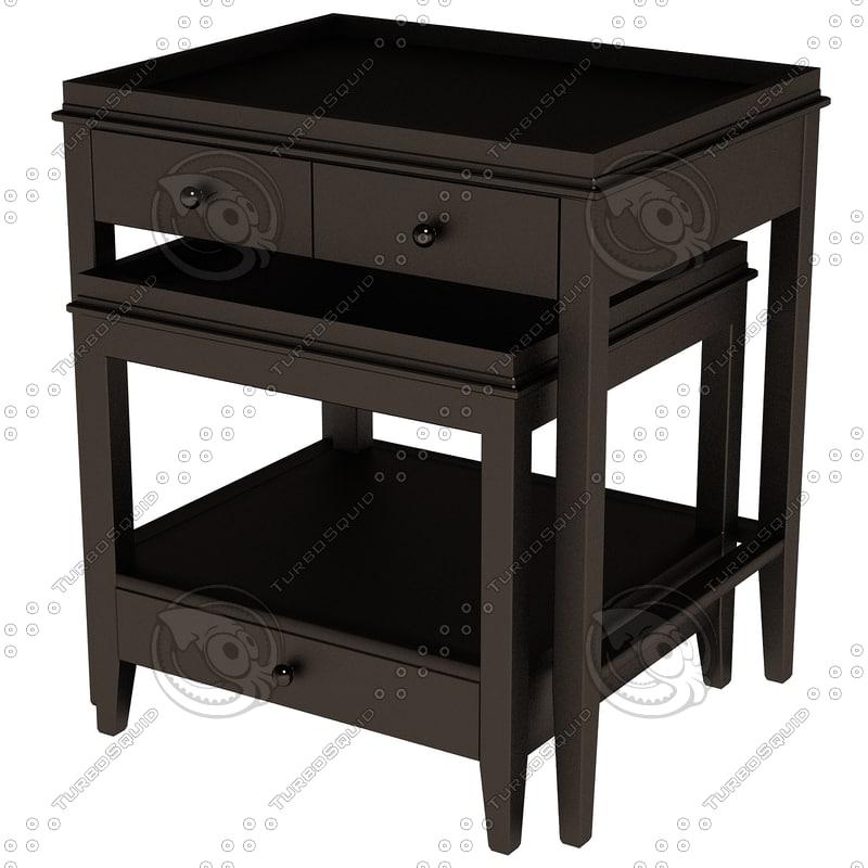 Eichholtz Table Bleeker Set Of 2