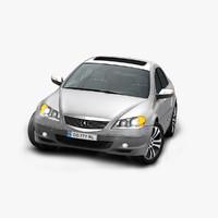 Acura RL 3D models