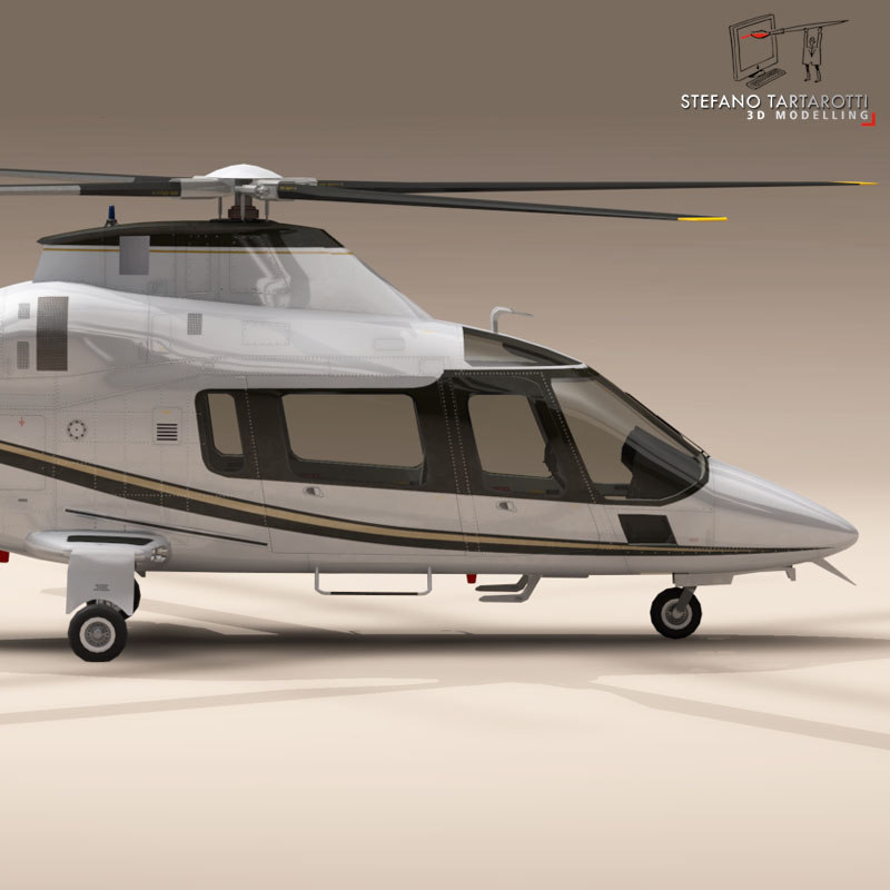 AW109 copter