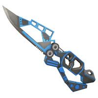 Gunblade 3D models