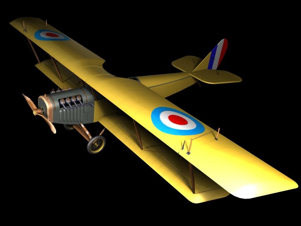Curtiss JN-4D