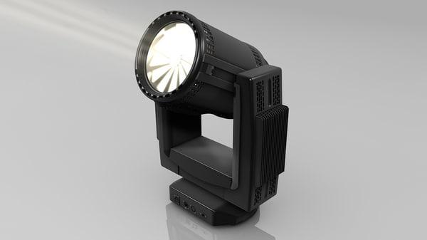 VL550 D 3D Models