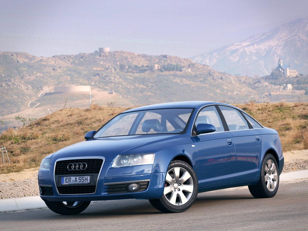 Audi A6 C6 4F