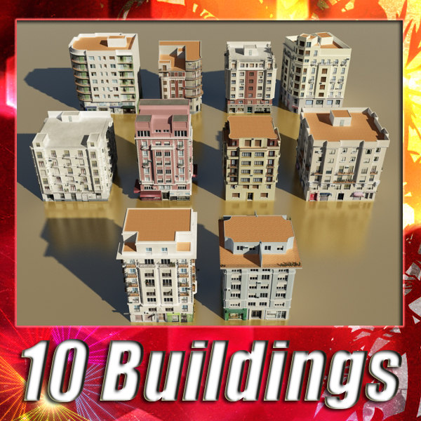1111111 building collection preview 0.jpg