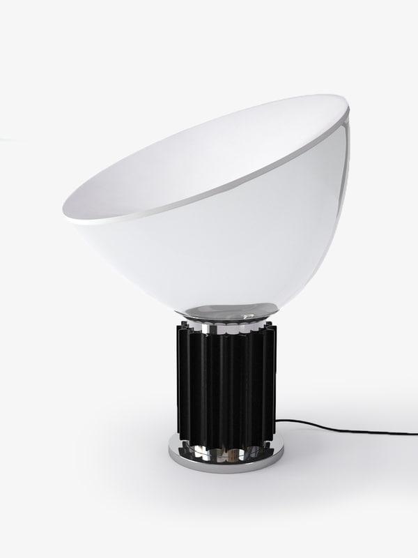 Taccia Lamp, A. Castiglioni