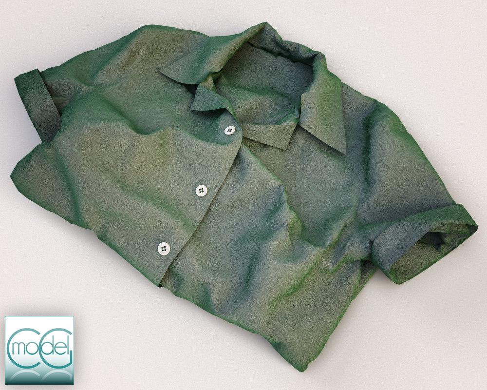 Shirt Lime 02