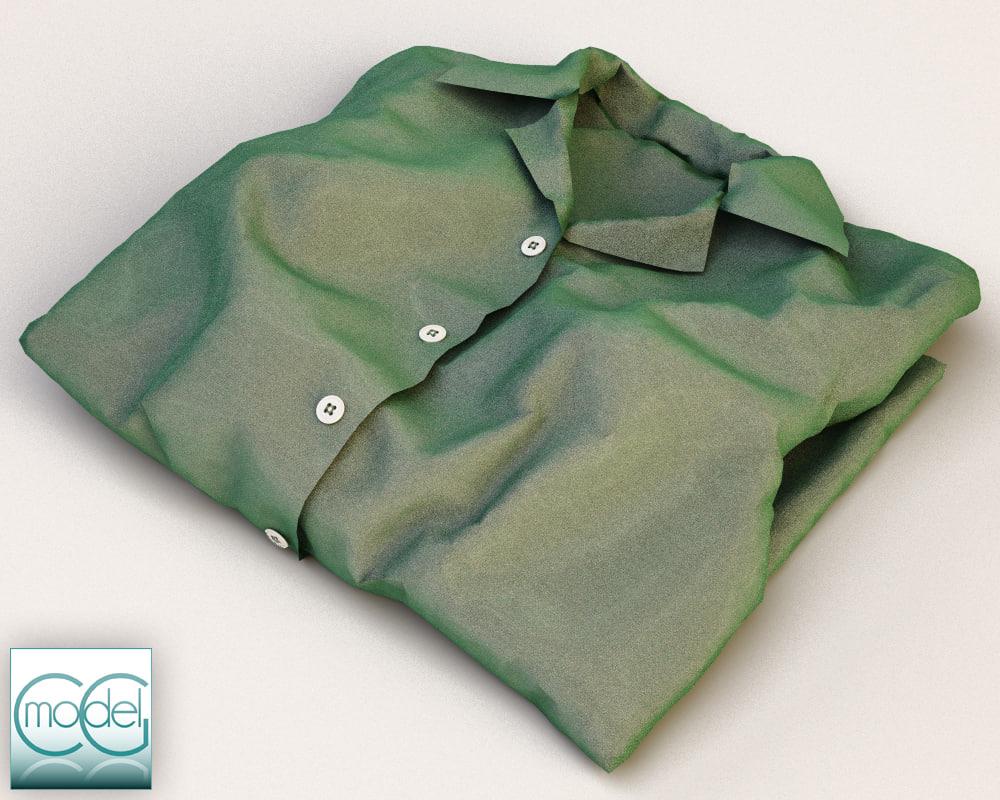 Shirt Lime 01