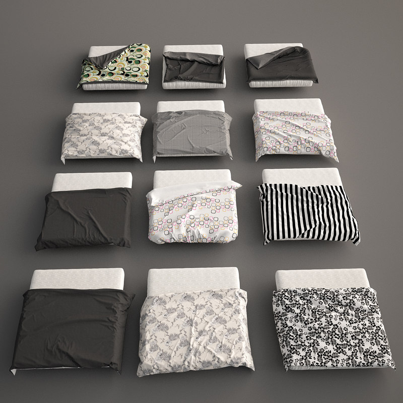 Bed Blanket and Covers Set