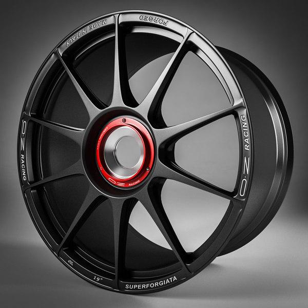 Rim OZ Racing Superforgiata CL 3D Models