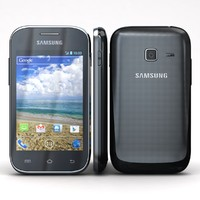 Samsung Galaxy Discover S730M 3D models