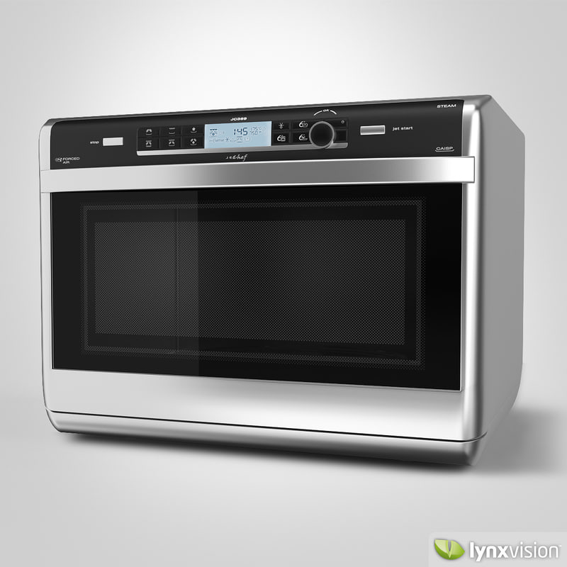 Whirlpool Jet Microwave Oven: 3d Whirlpool Jet Chef Microwave Oven Model