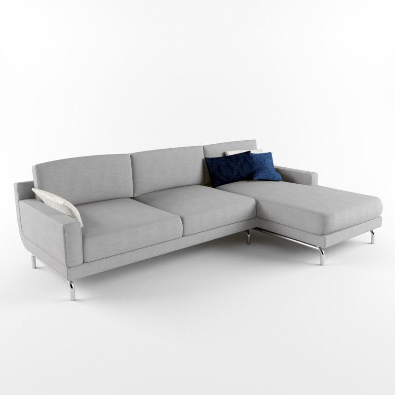 couch l sofa max. Black Bedroom Furniture Sets. Home Design Ideas