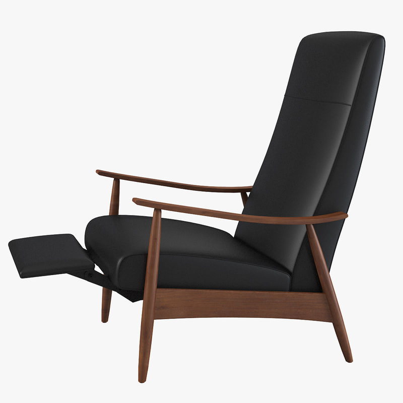 Milo 3d models for Famous chairs