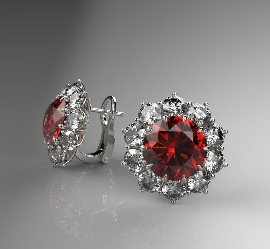 Earrings V2