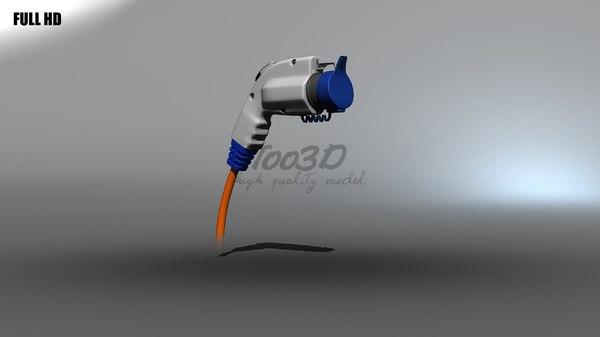 EV_gun 3D Models