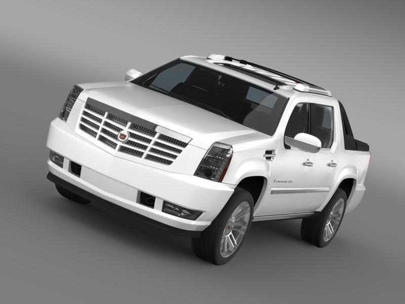 Cadillac Escalade 2013 EXT