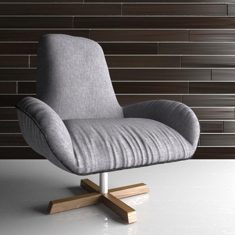 Jardan Winston Chair