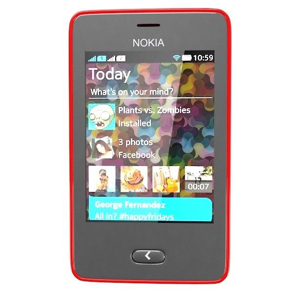 New Nokia Asha 504 Nokia Asha 504 Nokia Asha