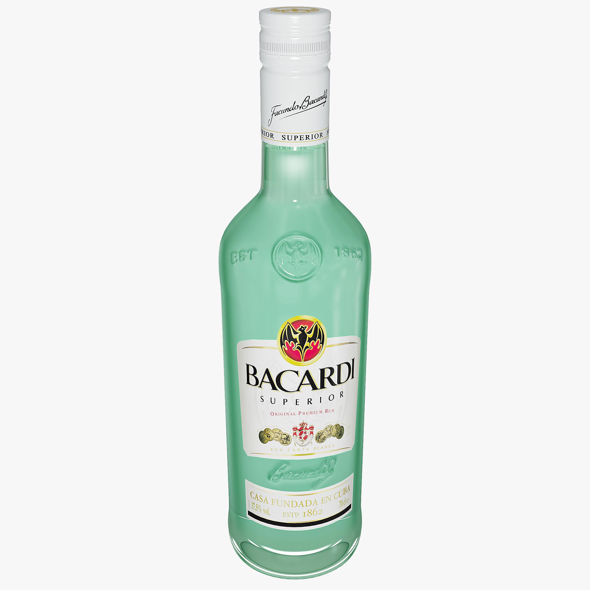 253319_Bacardi_Bottle_of_Rum_000.jpg: www.turbosquid.com/3d-models/3d-c4d-bacardi-bottle-rum/744996