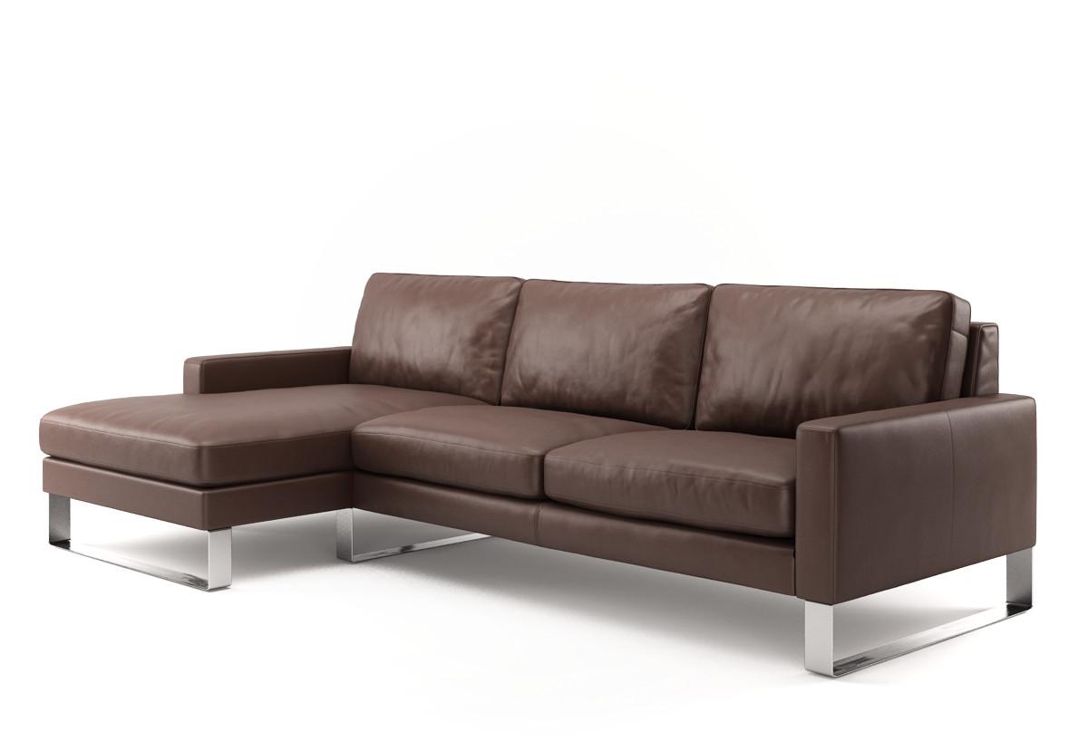 interior design couch recamiere 3d model. Black Bedroom Furniture Sets. Home Design Ideas