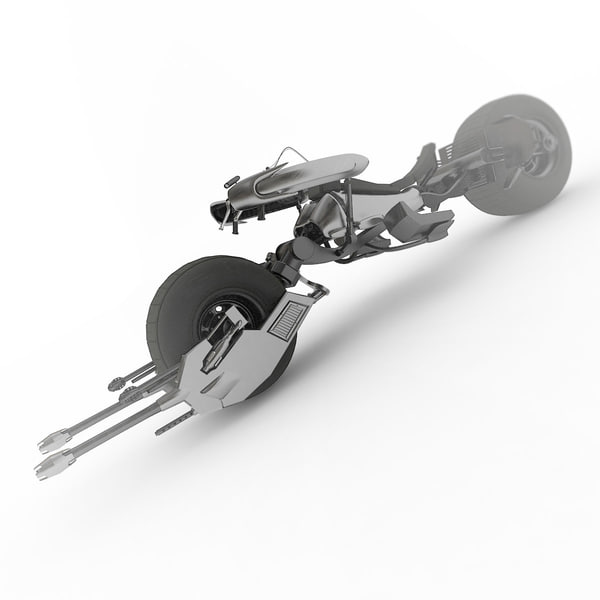 batpod 3D Models
