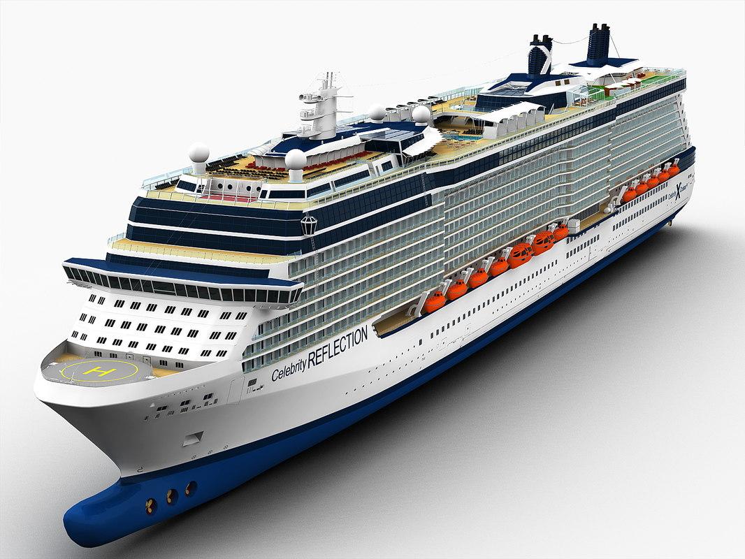 3d Solstice Ship Celebrity Cruises