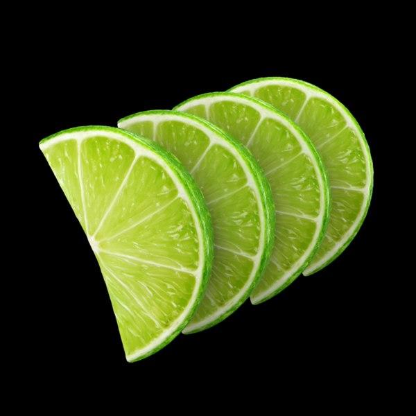 Lemon Slice 3D Models