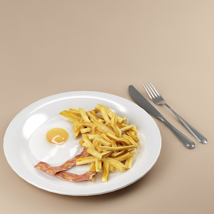 food_02 (eggs bacon french fries )