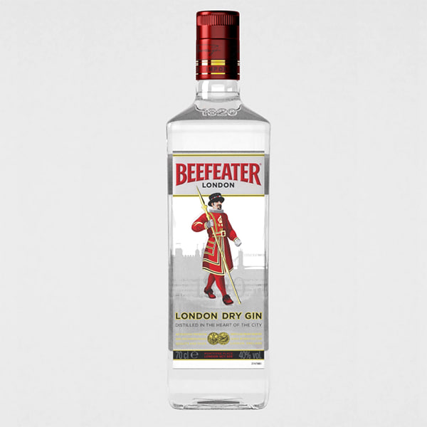 Beefeater Gin Bottle