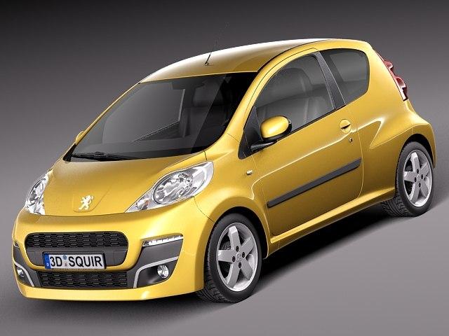 Peugeot 107 3doors 2013