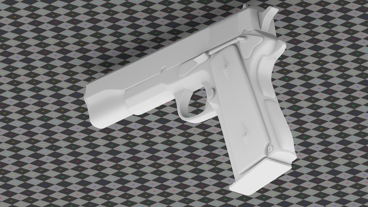 Colt 1911 Turbosquid 6.png